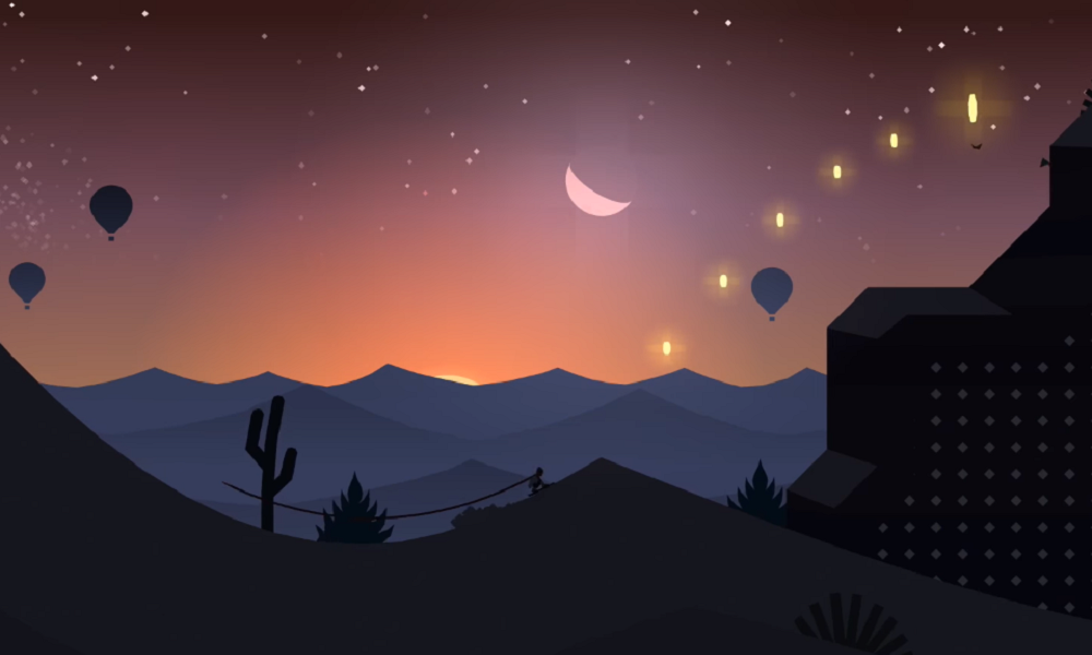 Beautiful mobile game Alto's Odyssey to be released on App ...