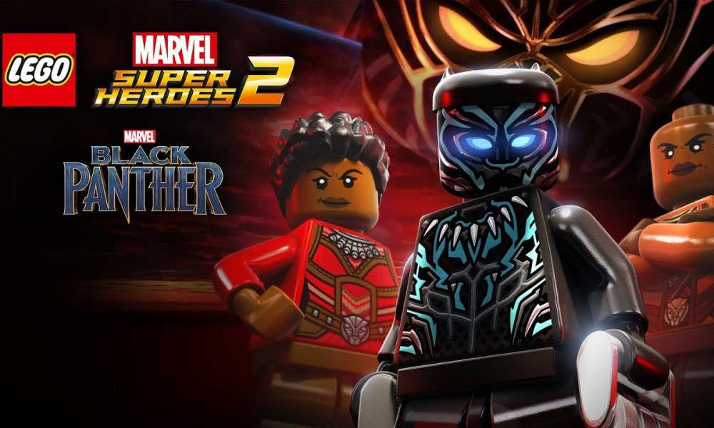Celebrate Wakanda Forever With Lego Marvel Super Heroes 2