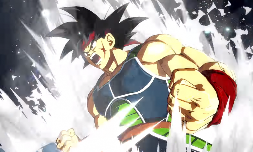 The Legendary Super Saiyan Broly And The Father Of Son