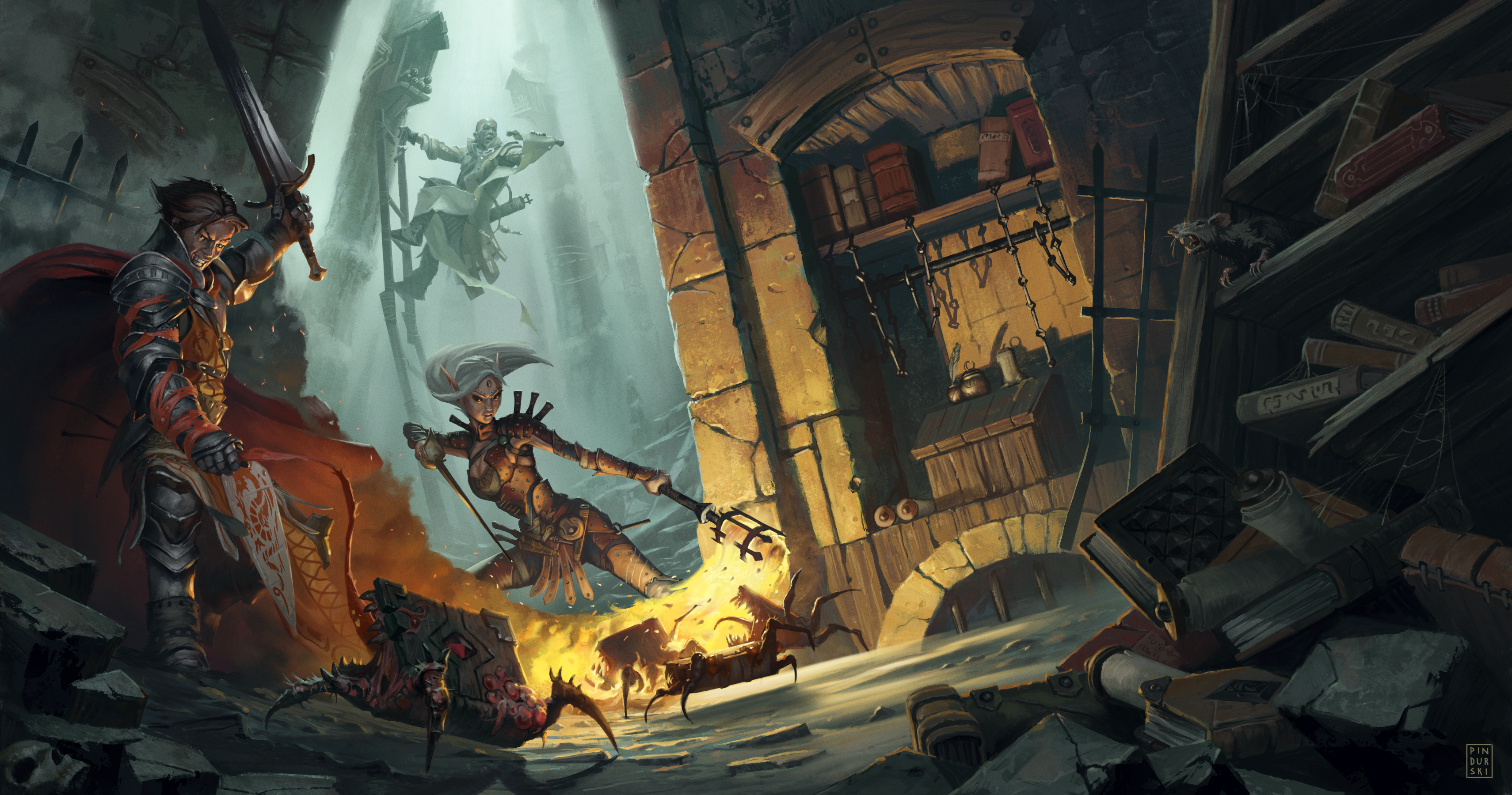 Pathfinder Second Edition—everything we know so far – GAMING TREND