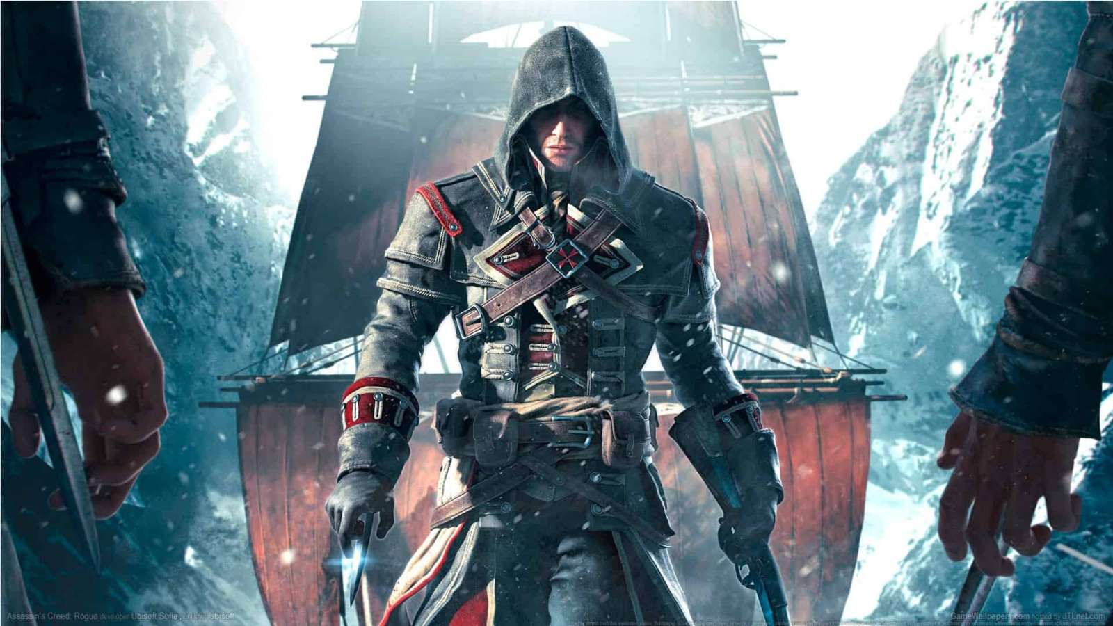 A 4k Look To The Past Assassin S Creed Rogue Remastered Gaming