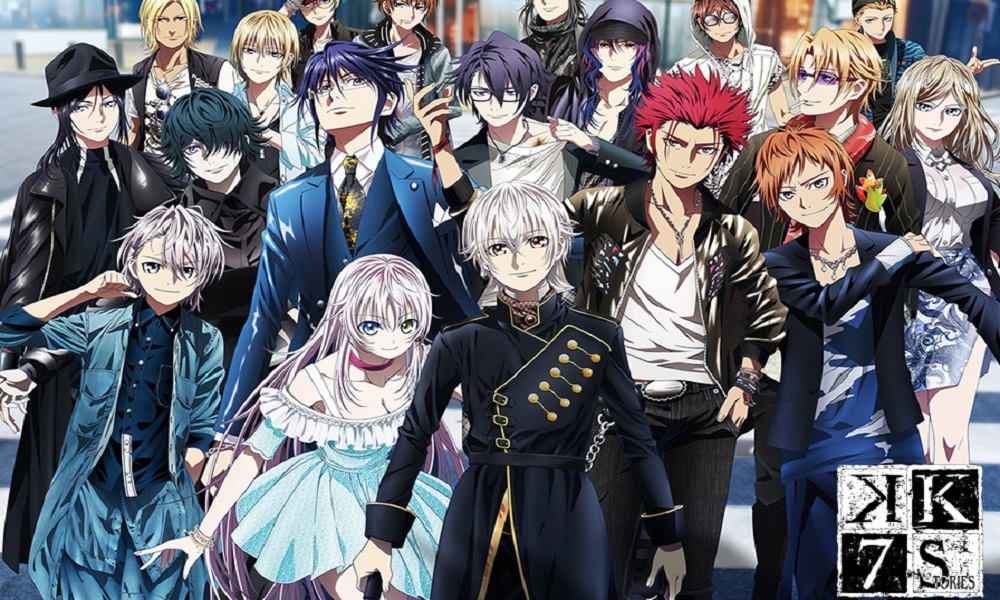 K: Seven Stories Anime' 6th Filme Obtém Manga