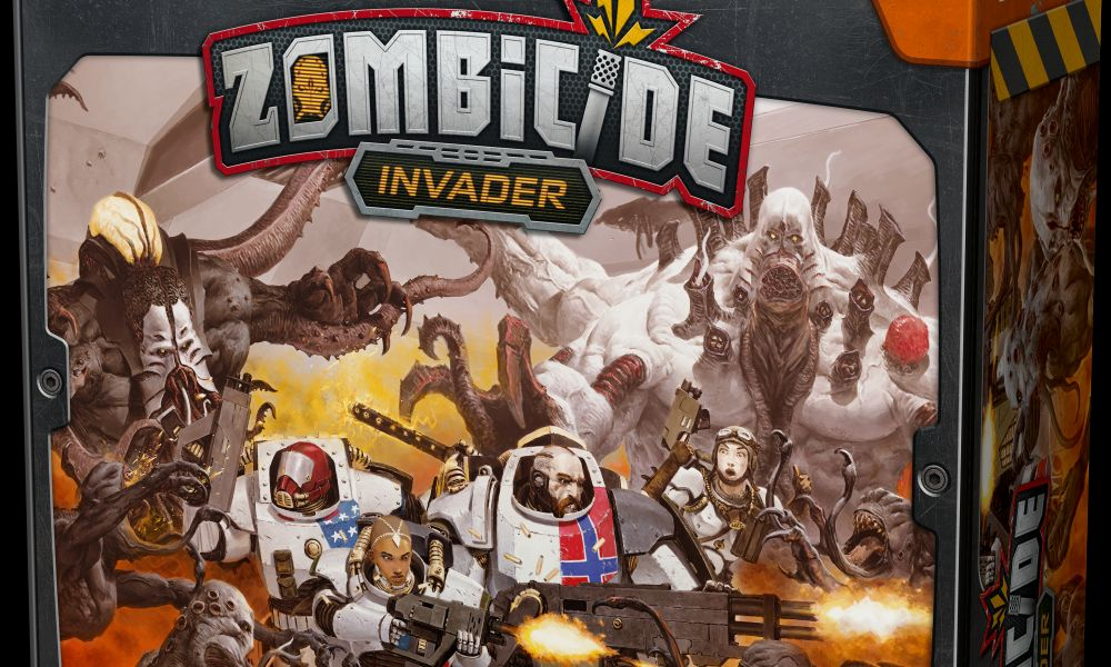 Zombicide Invader Gaming Trend