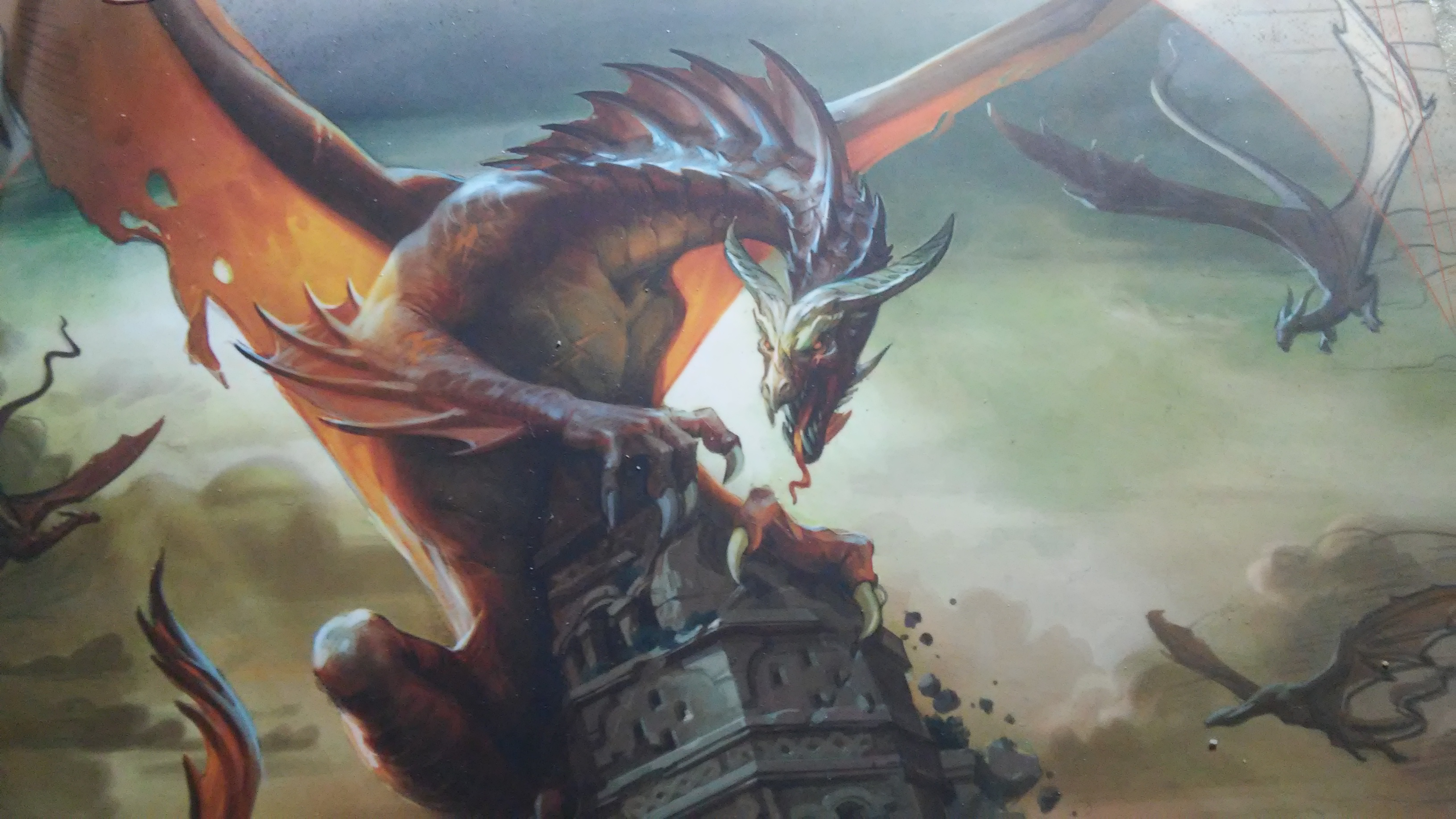 All flash, little substance—Genesys: Realms of Terrinoth review