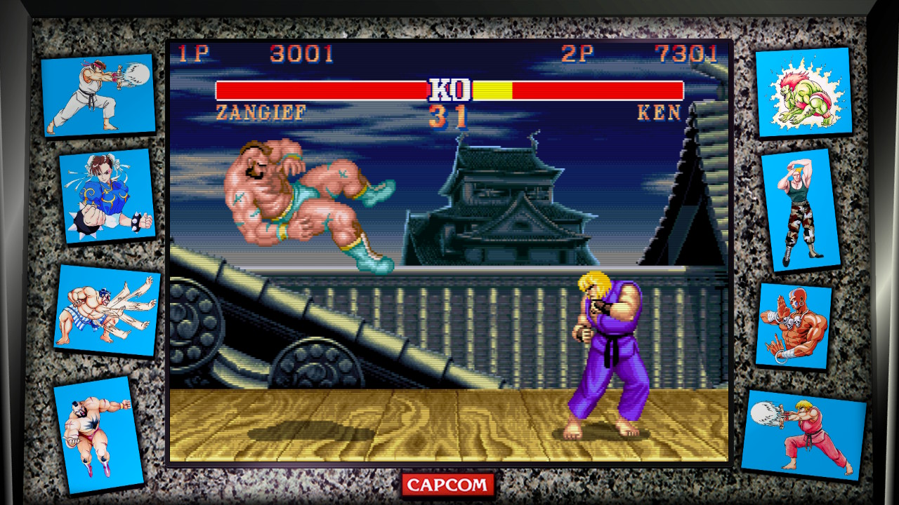 Triple Decade Knockout Street Fighter 30th Anniversary