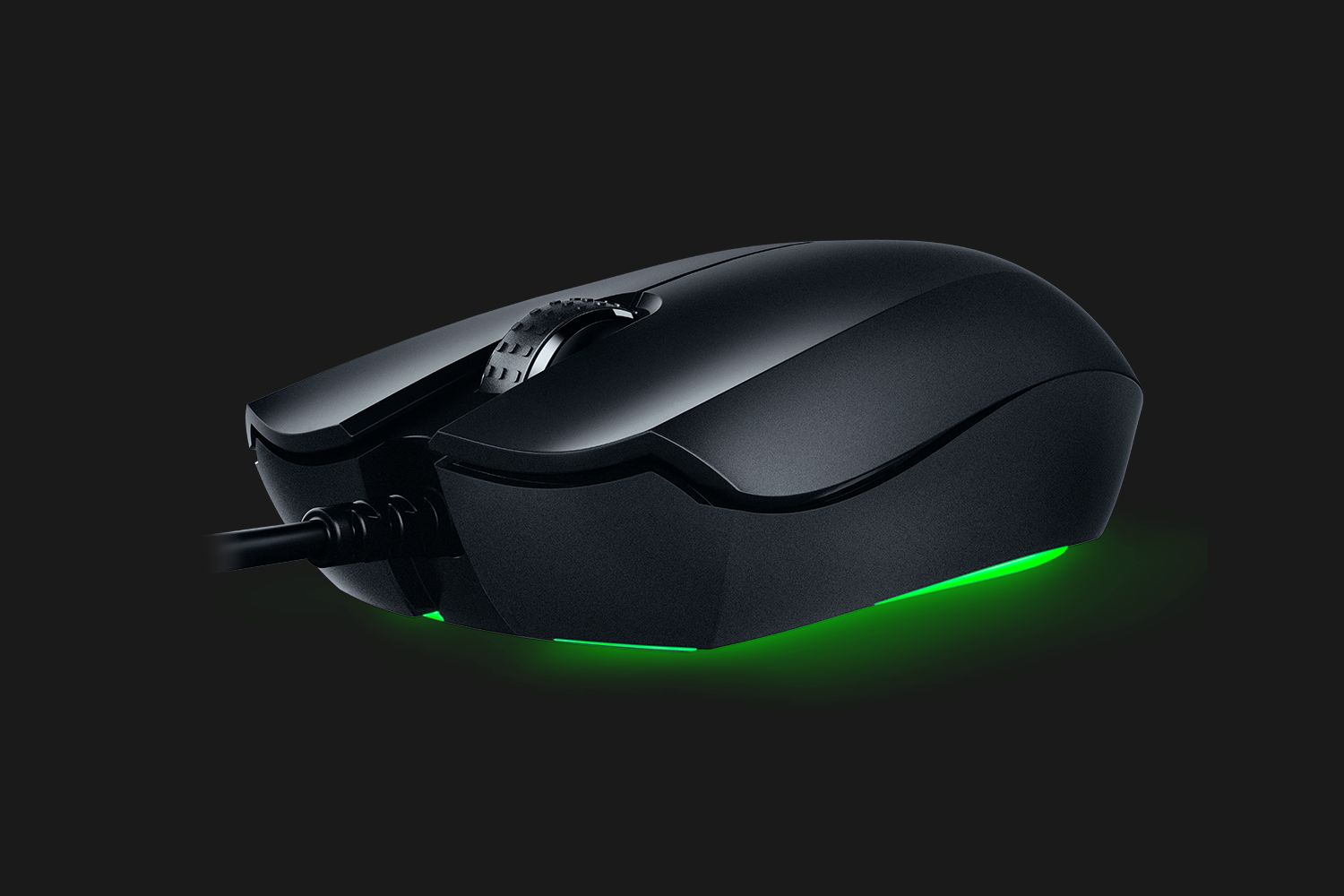 The missing feature — Razer Abyssus Essential review
