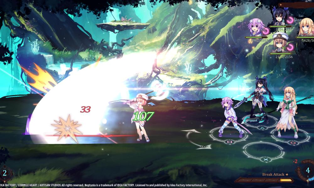 Super Neptunia Rpg Gaming Trend