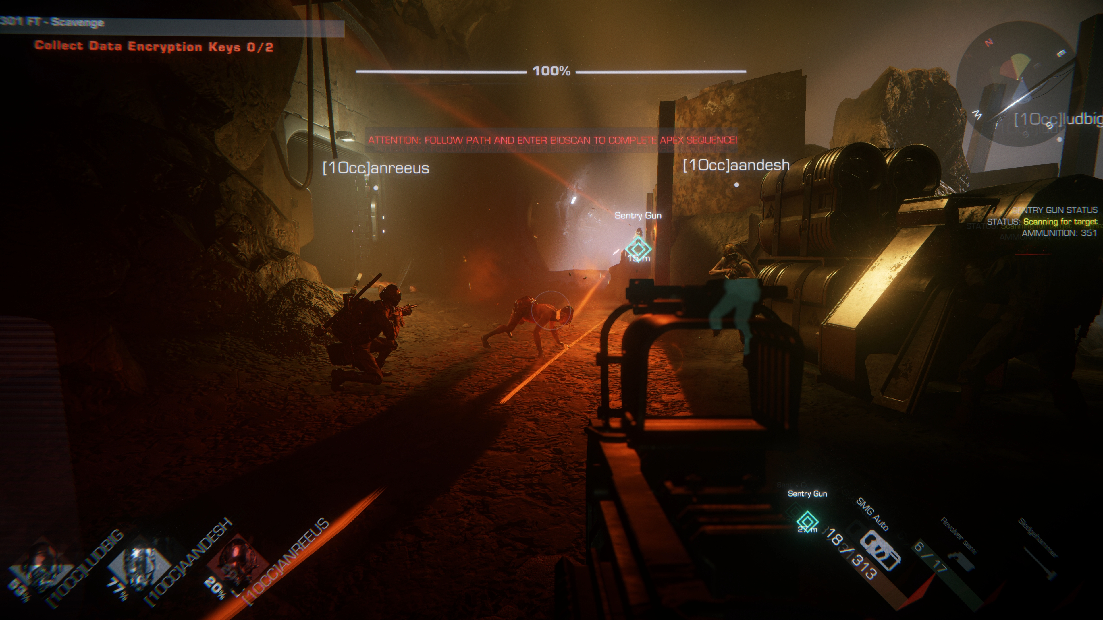 GTFO Screenshot Pre-E3 05