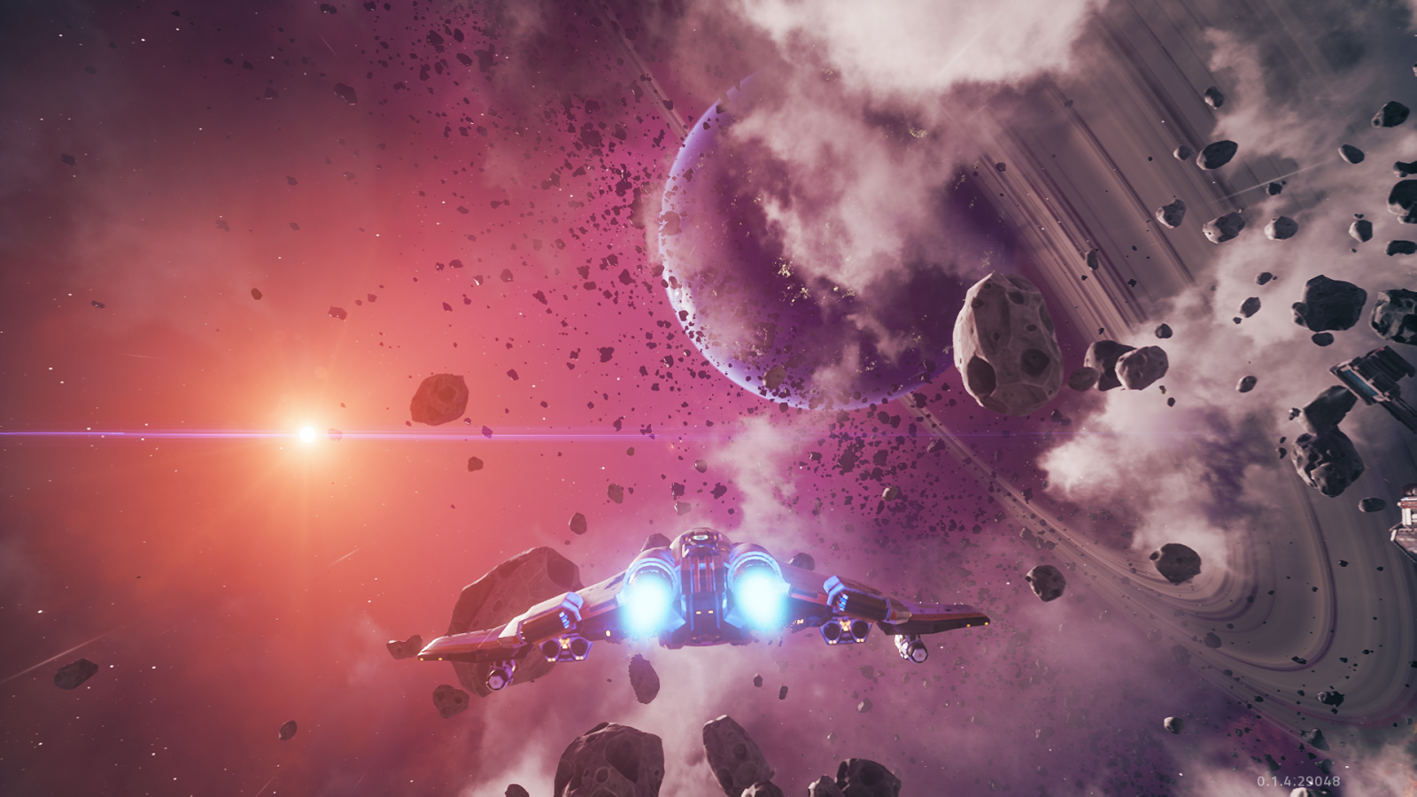 The endless frontier — Everspace review – GAMING TREND