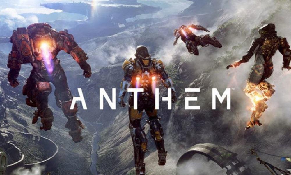 Heads up freelancers, EA Reveals new Anthem key art ...