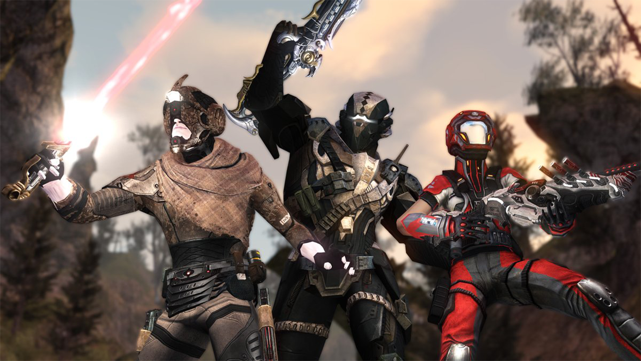 Sci-fi San Fran snoozefest — Defiance 2050 review – GAMING TREND