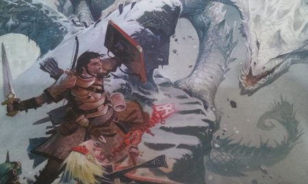 First Looks at Pathfinder Second Edition – GAMING TREND