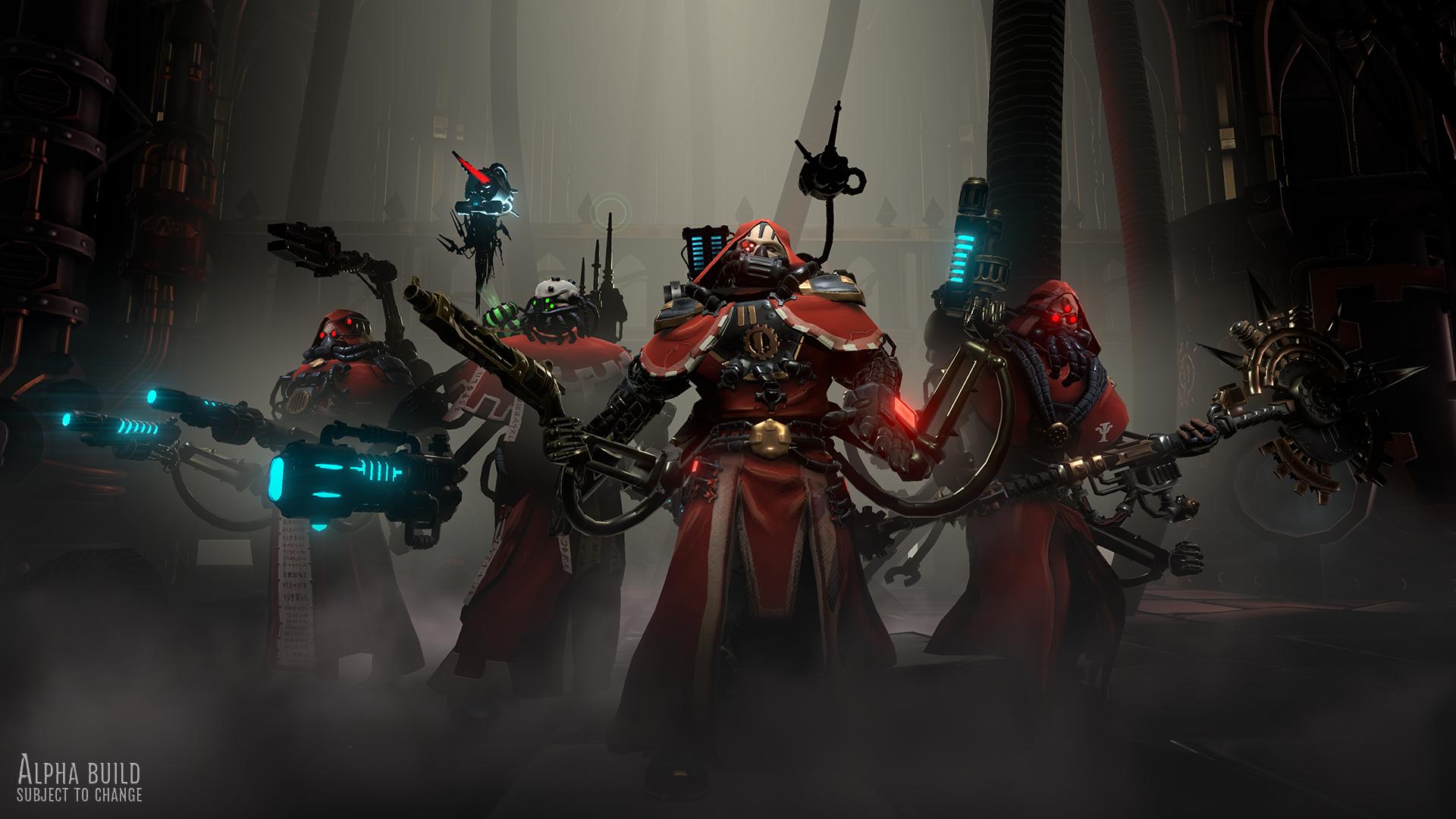 Mechanicus Alpha announcement (0)