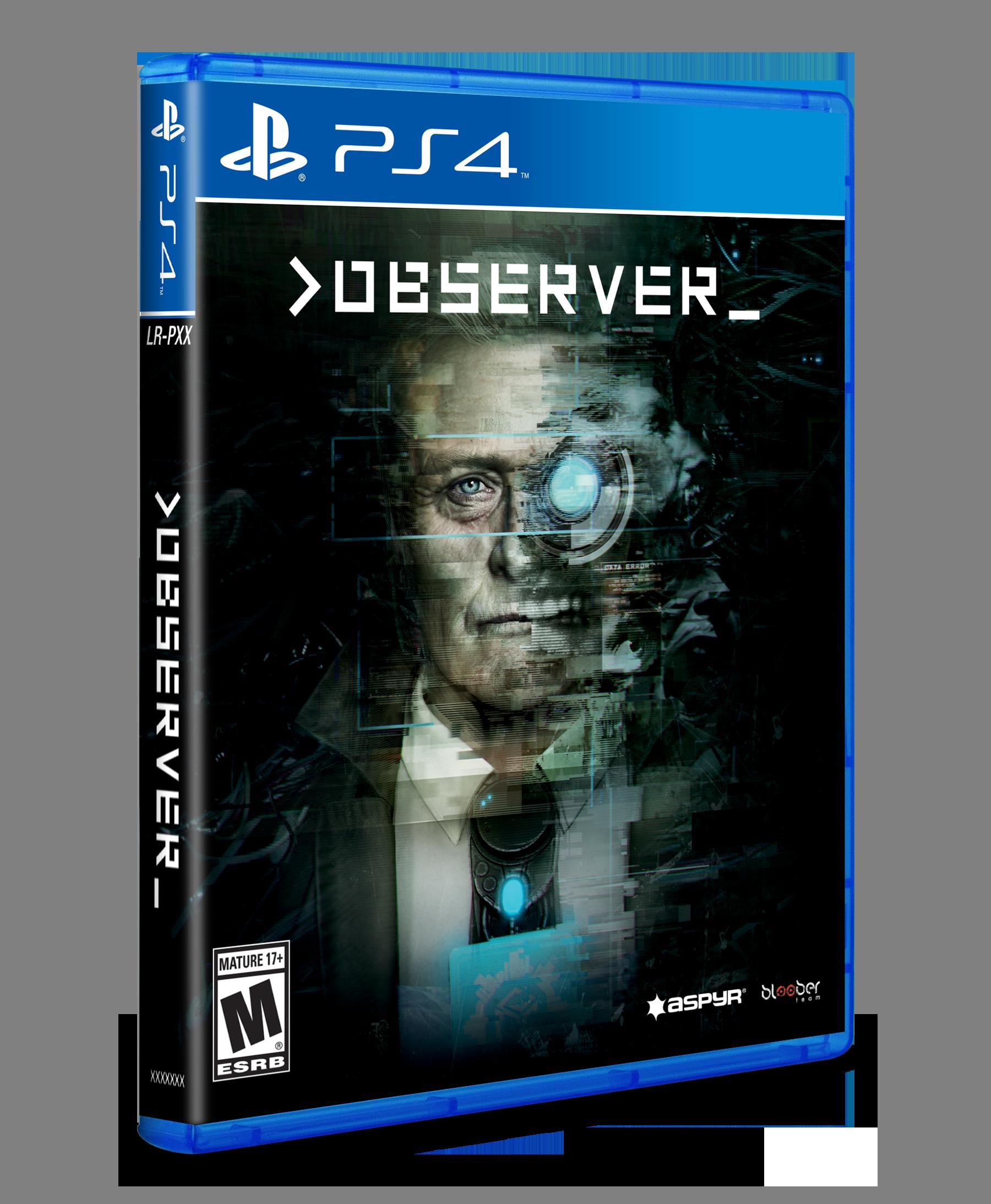 MockUp_Observer_PS4