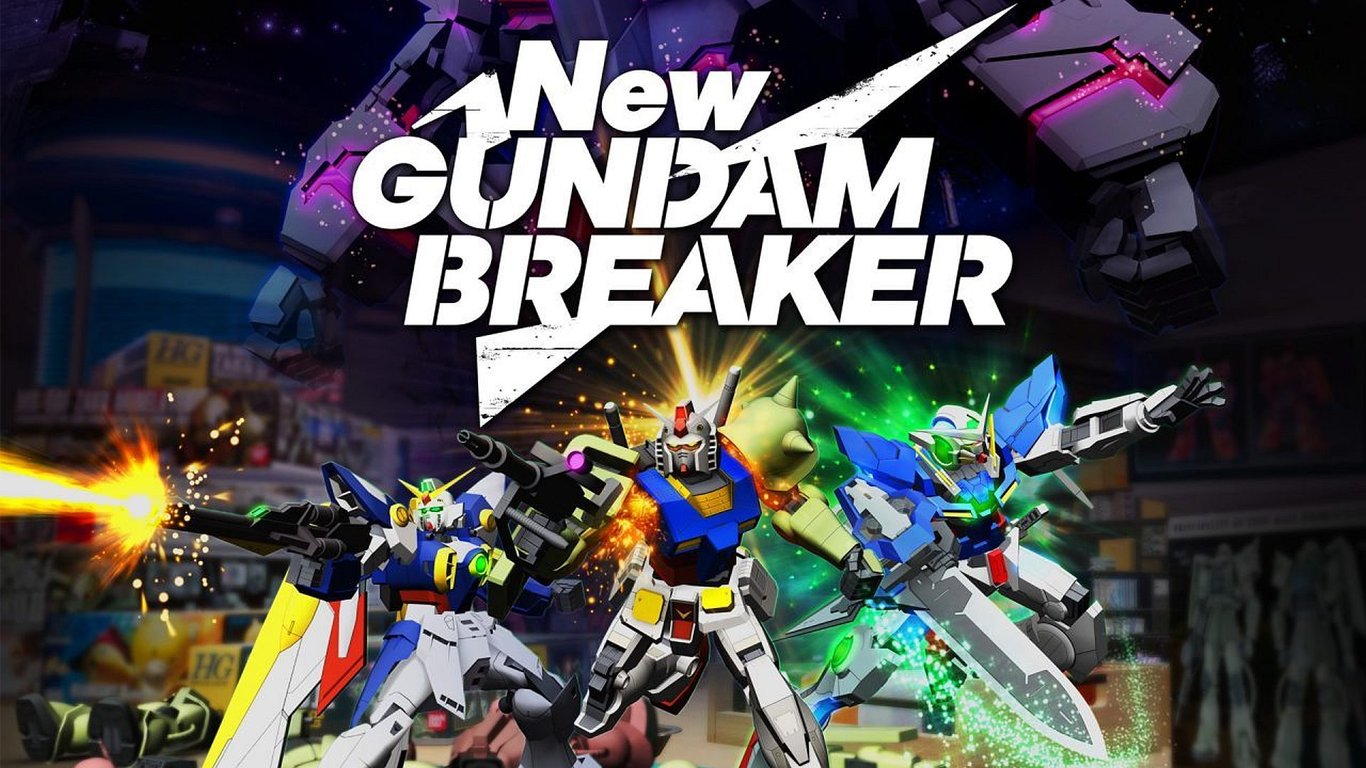 Shining Finger Bored — New Gundam Breaker Review – GAMING TREND