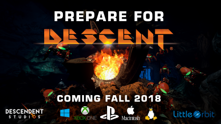 It's going down — Hands-on with Descent at E3 2018 – GAMING