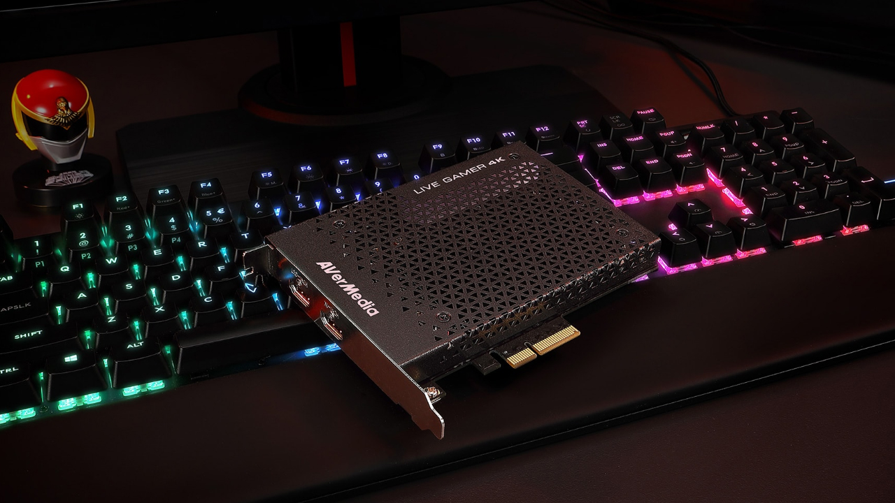 4K60/HDR at last! — AVerMedia Live Gamer 4K Capture Card review
