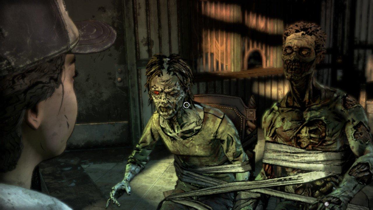 The final four — The Walking Dead: The Final Season Episode