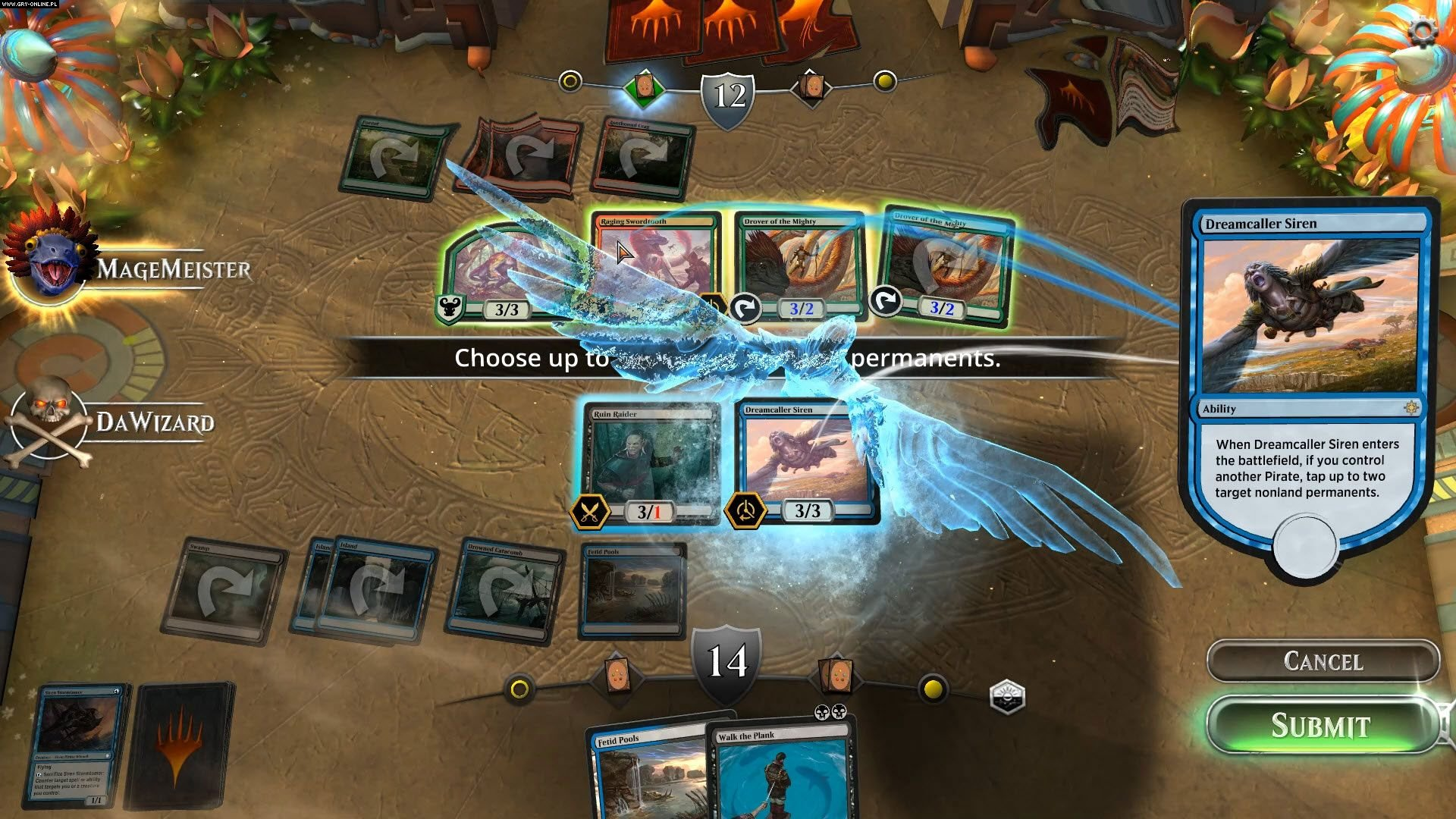 Building a better deck — Magic: The Gathering Arena preview – GAMING