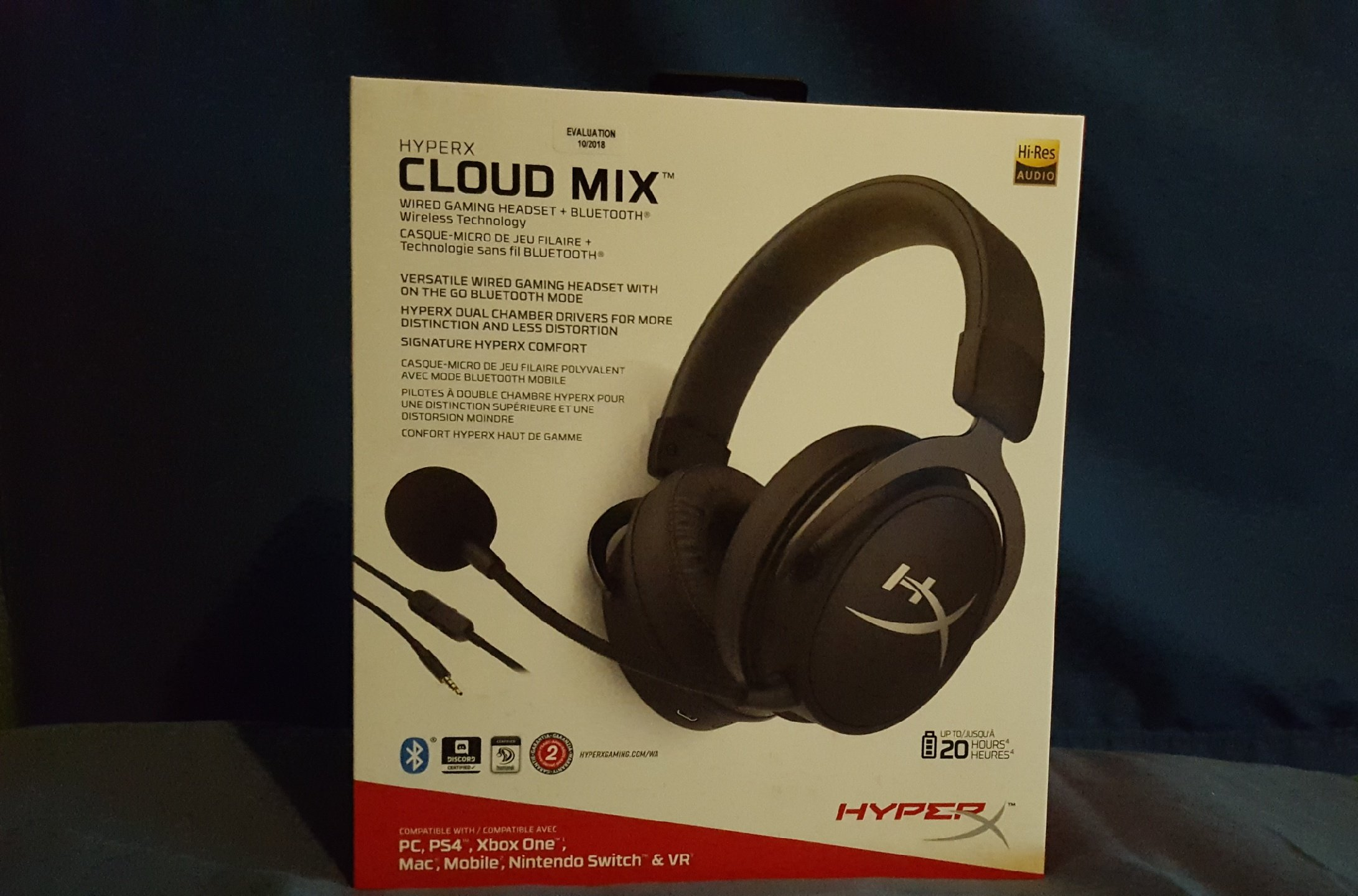 I Can Hear Everything Hyperx Cloud Mix Review Gaming Trend