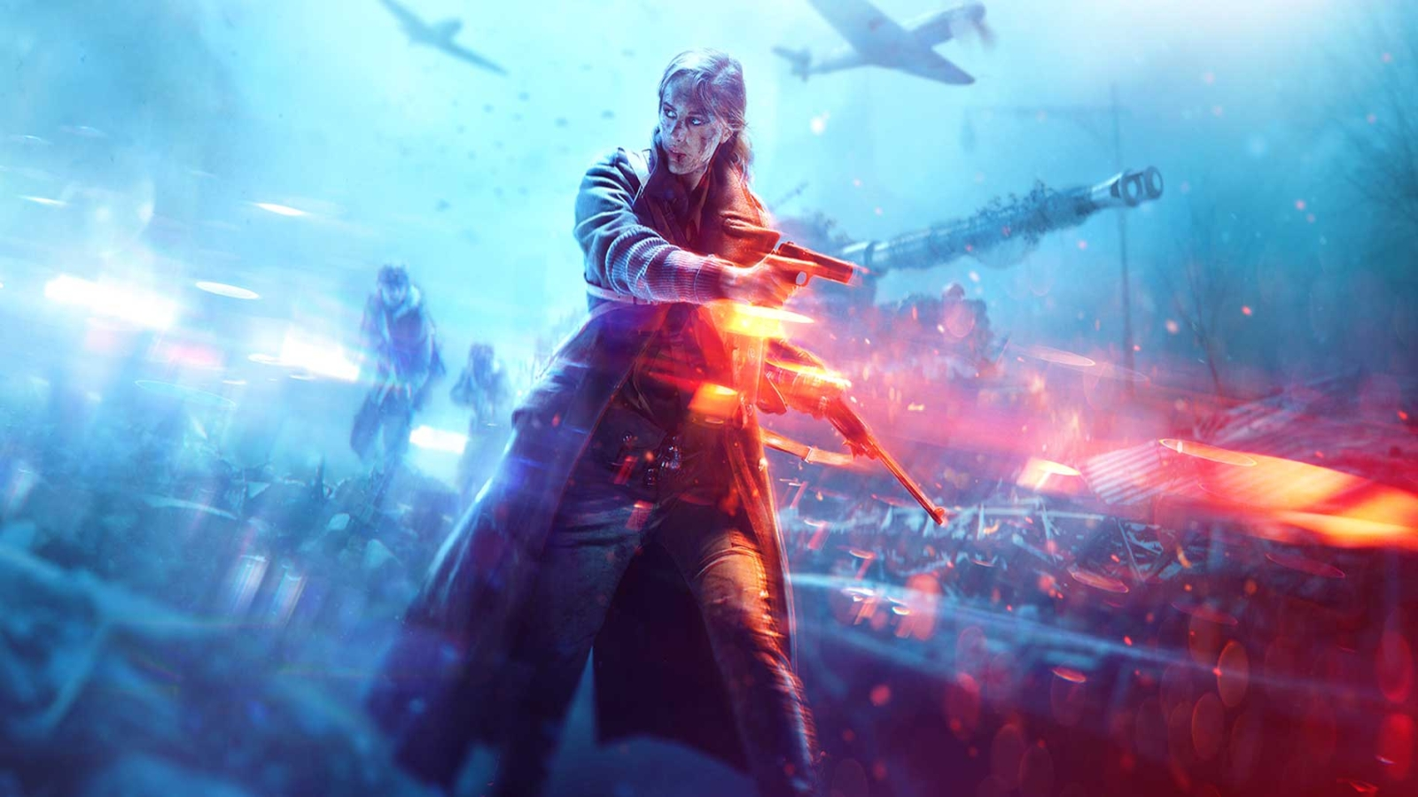 836bb25d0a0 Answering the call, winning the war — Battlefield V review – GAMING ...