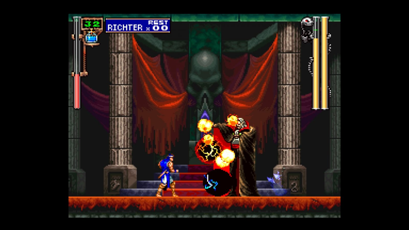 What We Play In The Shadows Castlevania Requiem Symphony Of The