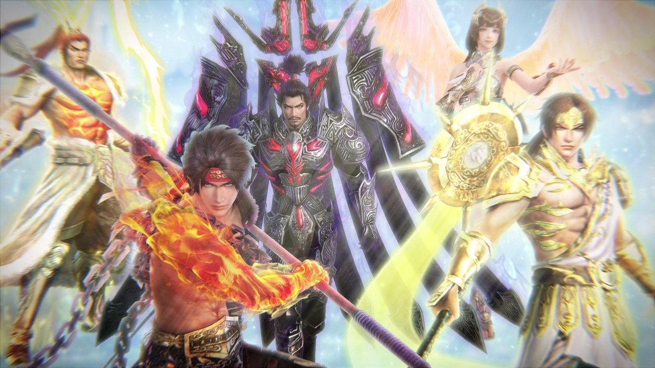 170 flavors of fun — Warriors Orochi 4 review - GAMING TREND