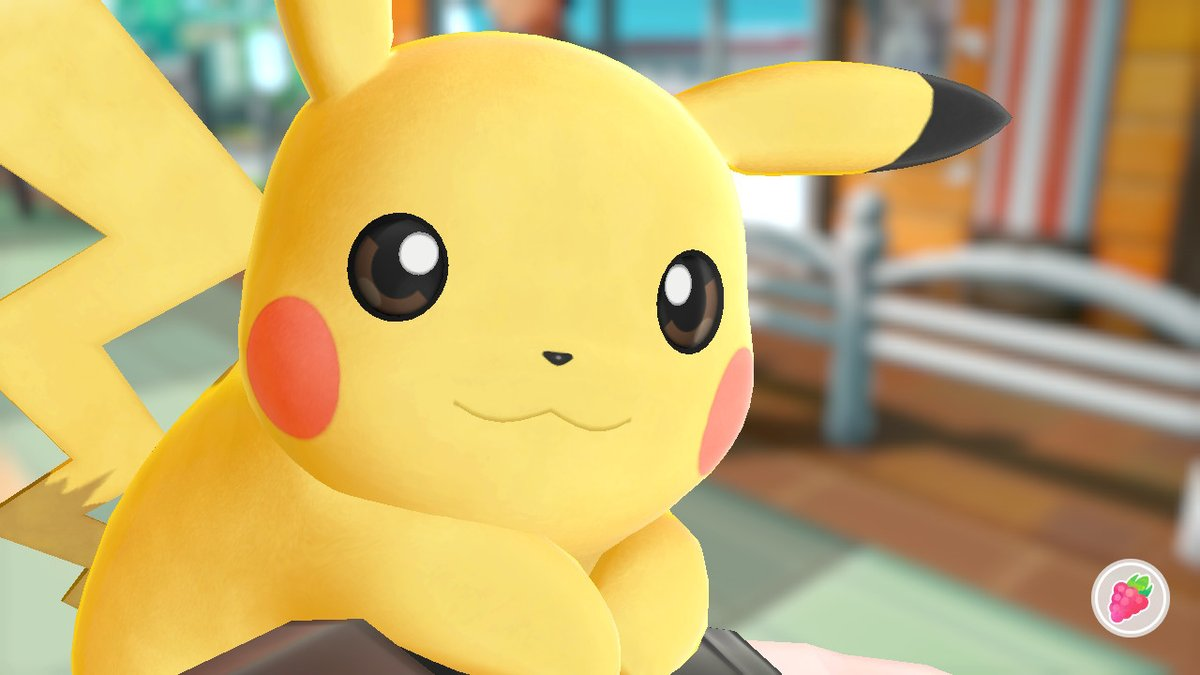 Nintendo Switch I Choose You Pokémon Lets Go Pikachu Review