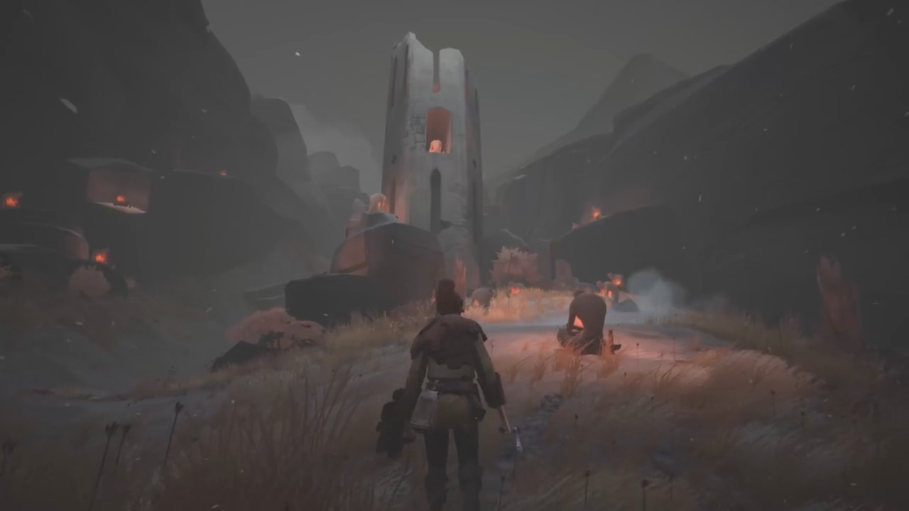 Passive Co Op Action Rpg Ashen Out Now On Xbox One And