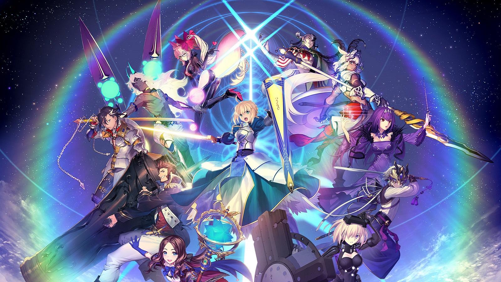 Servants, rejoice! Fate/Grand Order holds five million