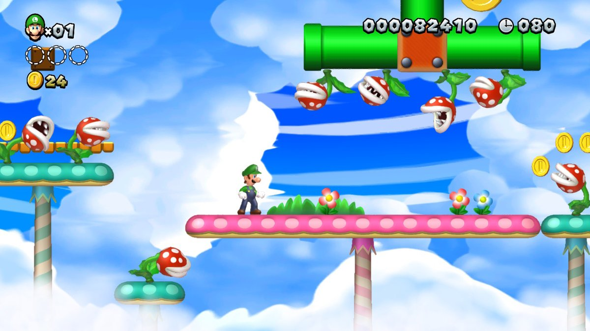Less Than Super New Super Mario Bros U Deluxe Review Gaming Trend