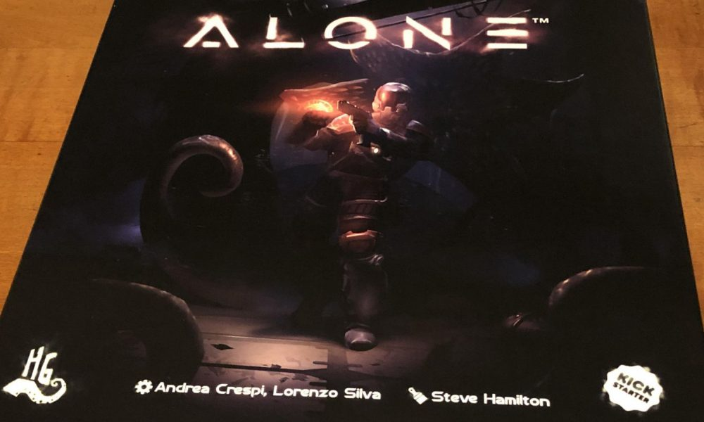 In space no one can hear you scream — Alone review image