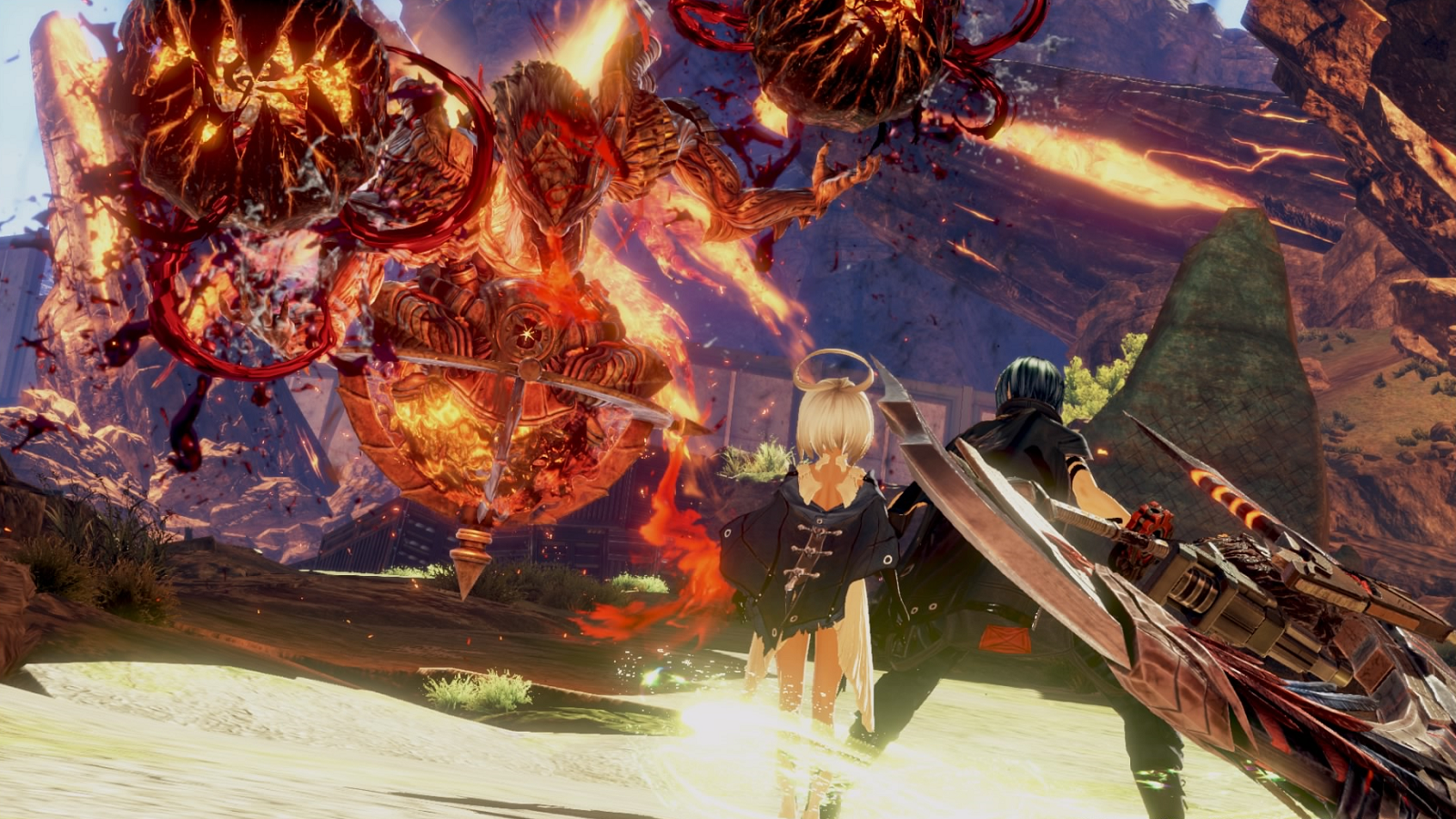 Showing its AGE — God Eater 3 review – GAMING TREND