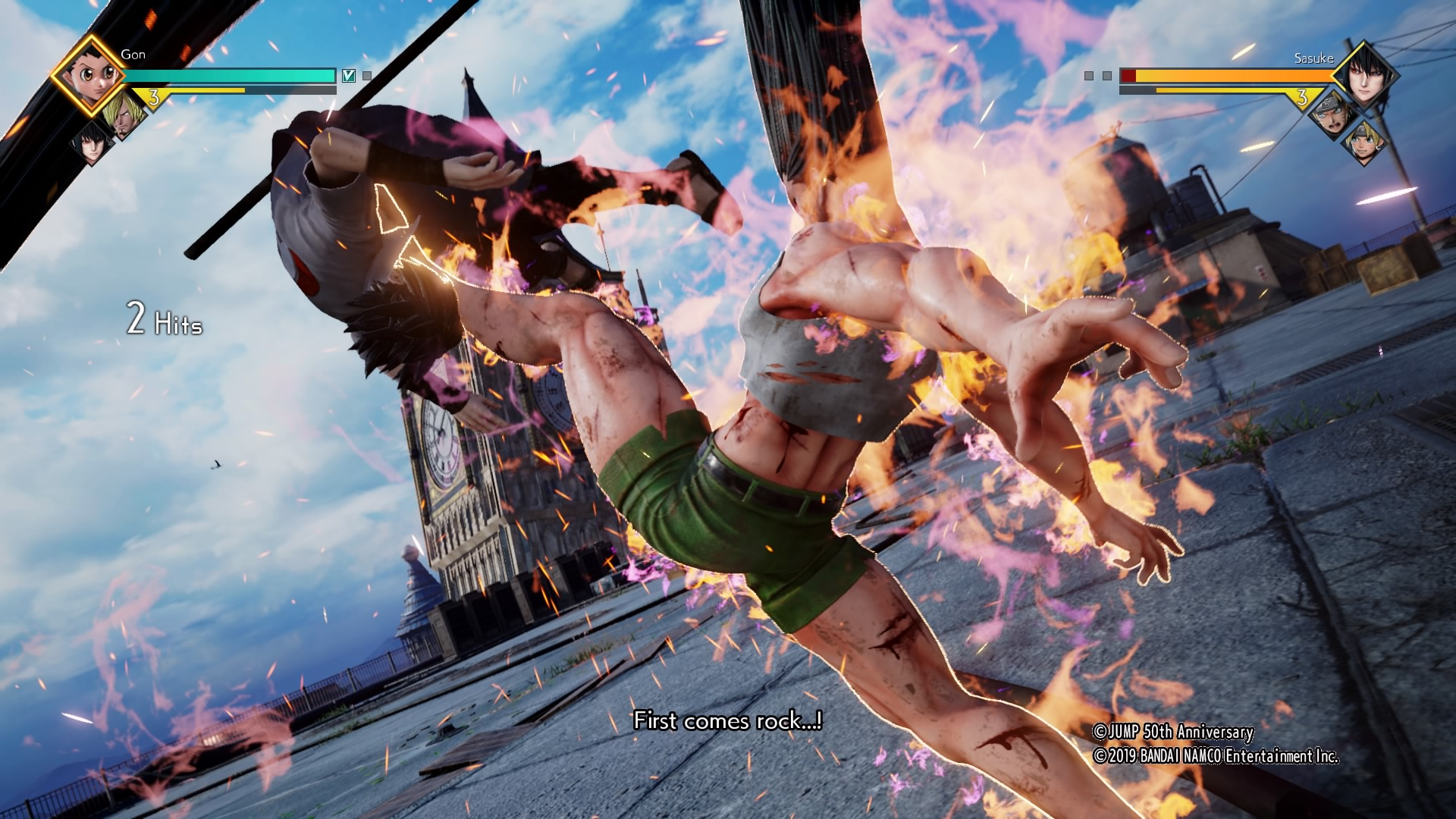 Fighting With A Moderate Force Jump Force Review Gaming