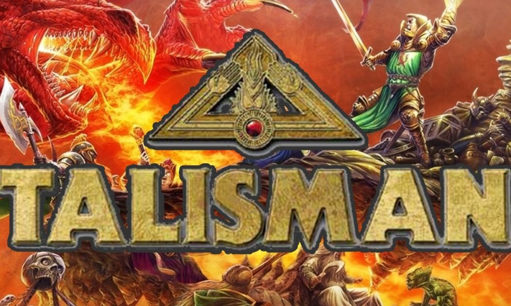 USAopoly and Games Workshop team up to create new licensed versions of Talisman image