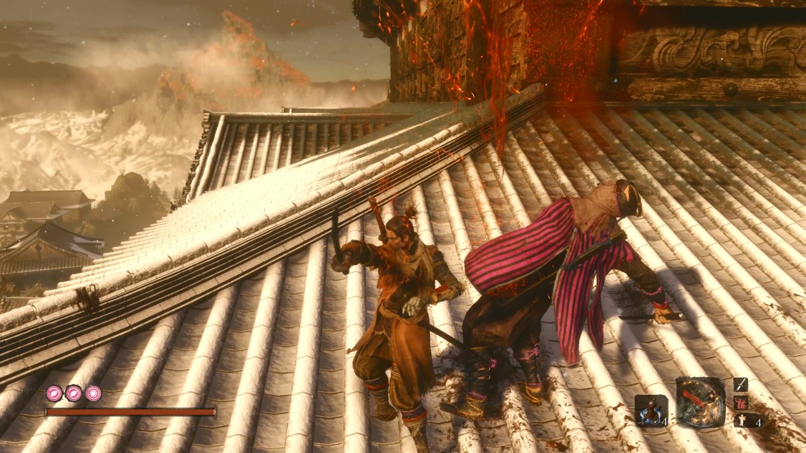 Immortal blade — Sekiro: Shadows Die Twice review – GAMING TREND