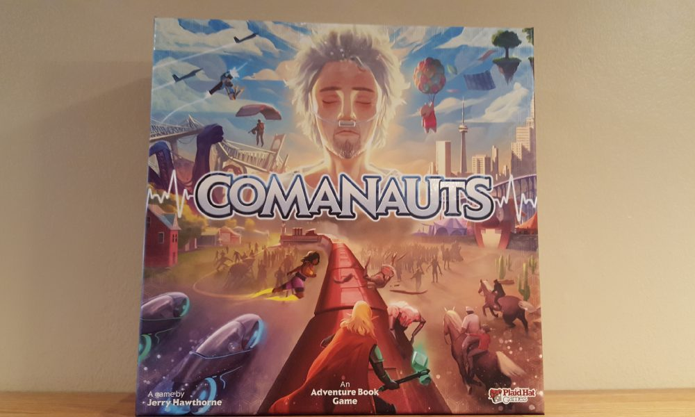 Subconsciously challenging — Comanauts review image