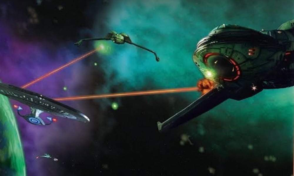Flicking game Star Trek: Conflick in the Neutral Zone announced for a Summer 2019 launch image