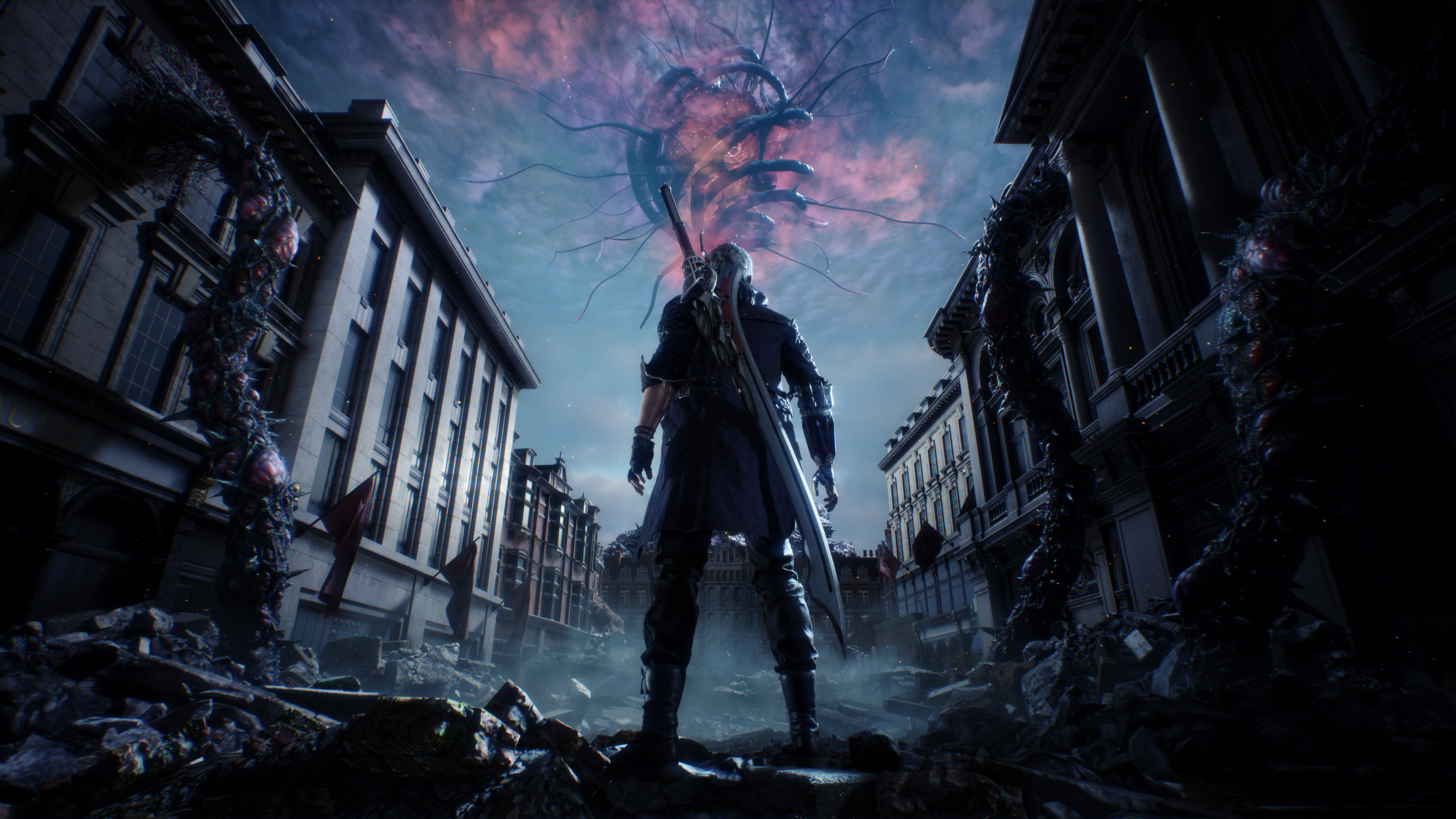 A Hell Of A Ride Devil May Cry 5 Review Gaming Trend