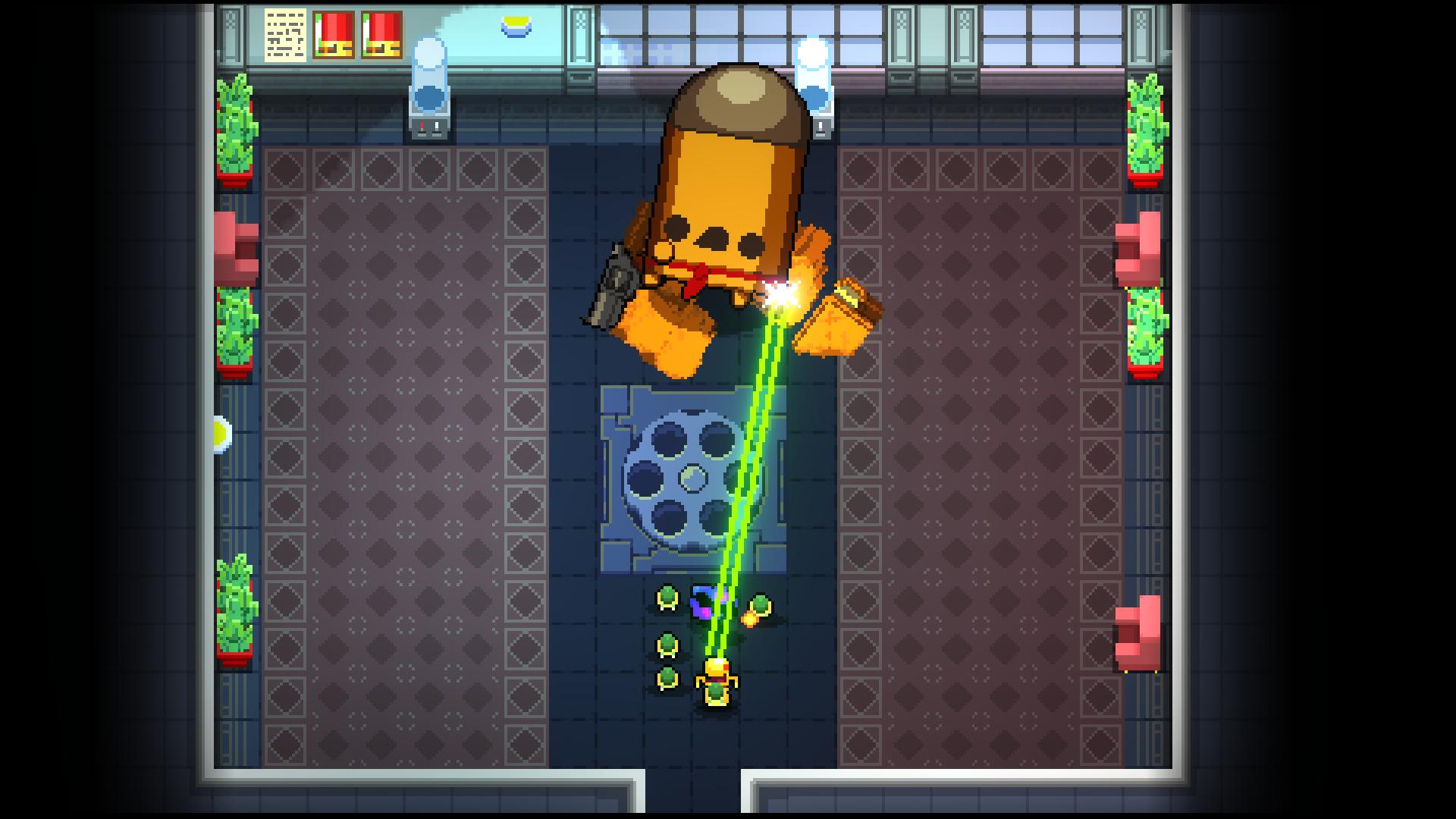 Enter the Gungeon - FTA Screen 0