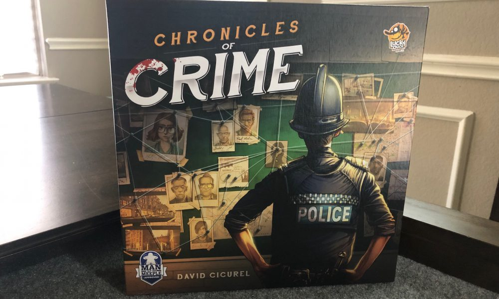 What's in the box—Chronicles of Crime image