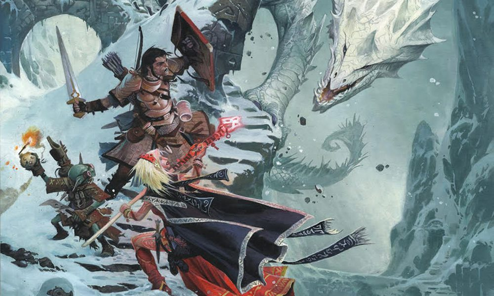 Explore new areas with Pathfinder Second Edition this August image