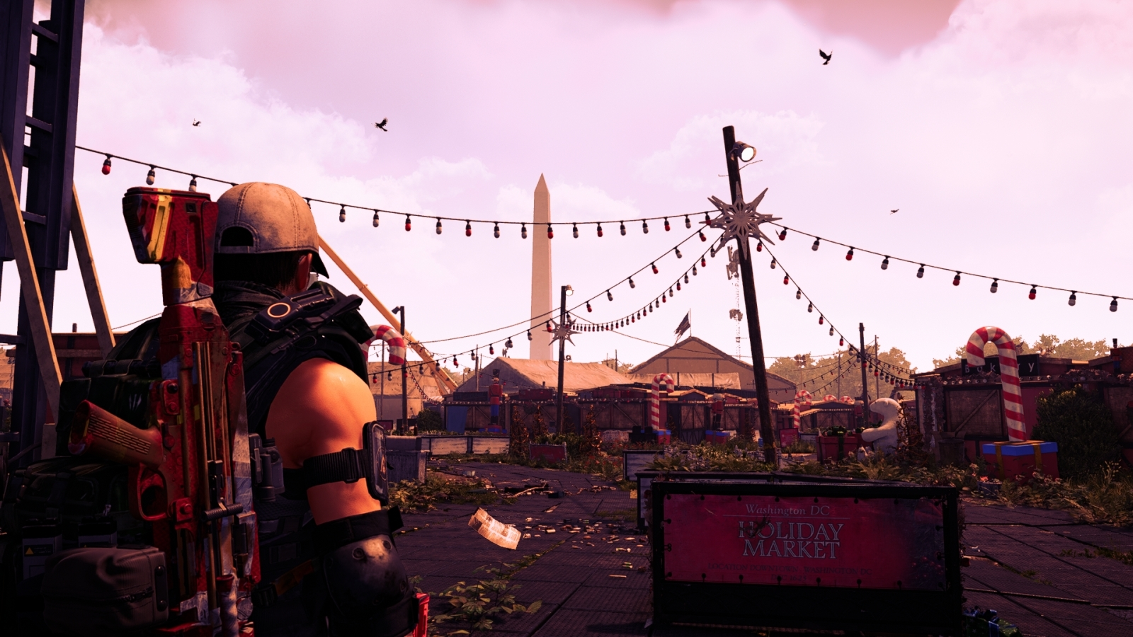 Massive improvement – Tom Clancy's The Division 2 review – GAMING TREND