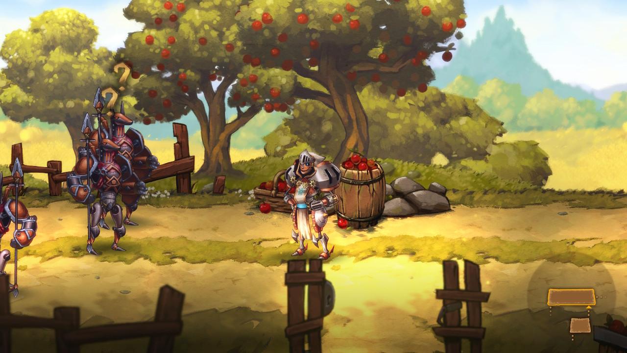 Winning hand — Steamworld Quest: Hand of Gilgamech review – GAMING TREND