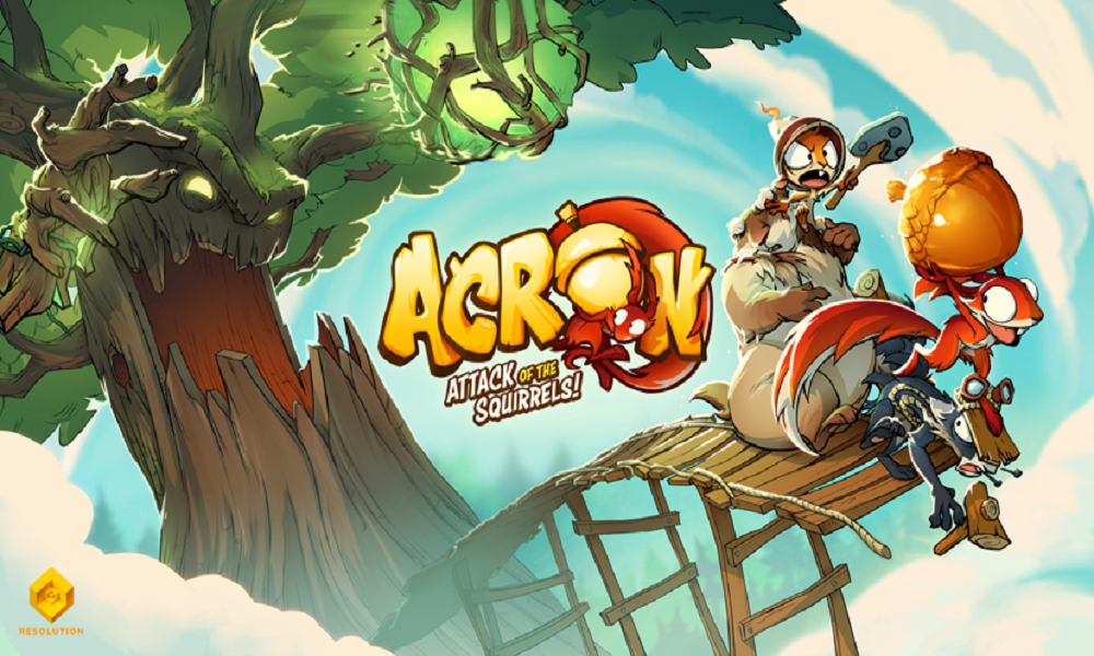 Angry Birds Vr Isle Of Pigs Arrives On Major Platforms: Eat Nuts And Kick Butts With ACRON This Summer