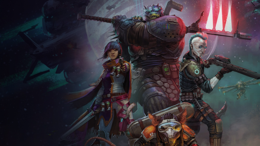 Space Opera For Neophytes Starfinder Beginner Box Review