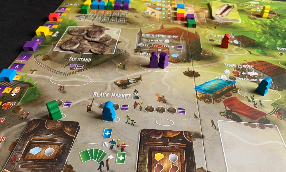 A whole new way to build — Architects of the West Kingdom review image