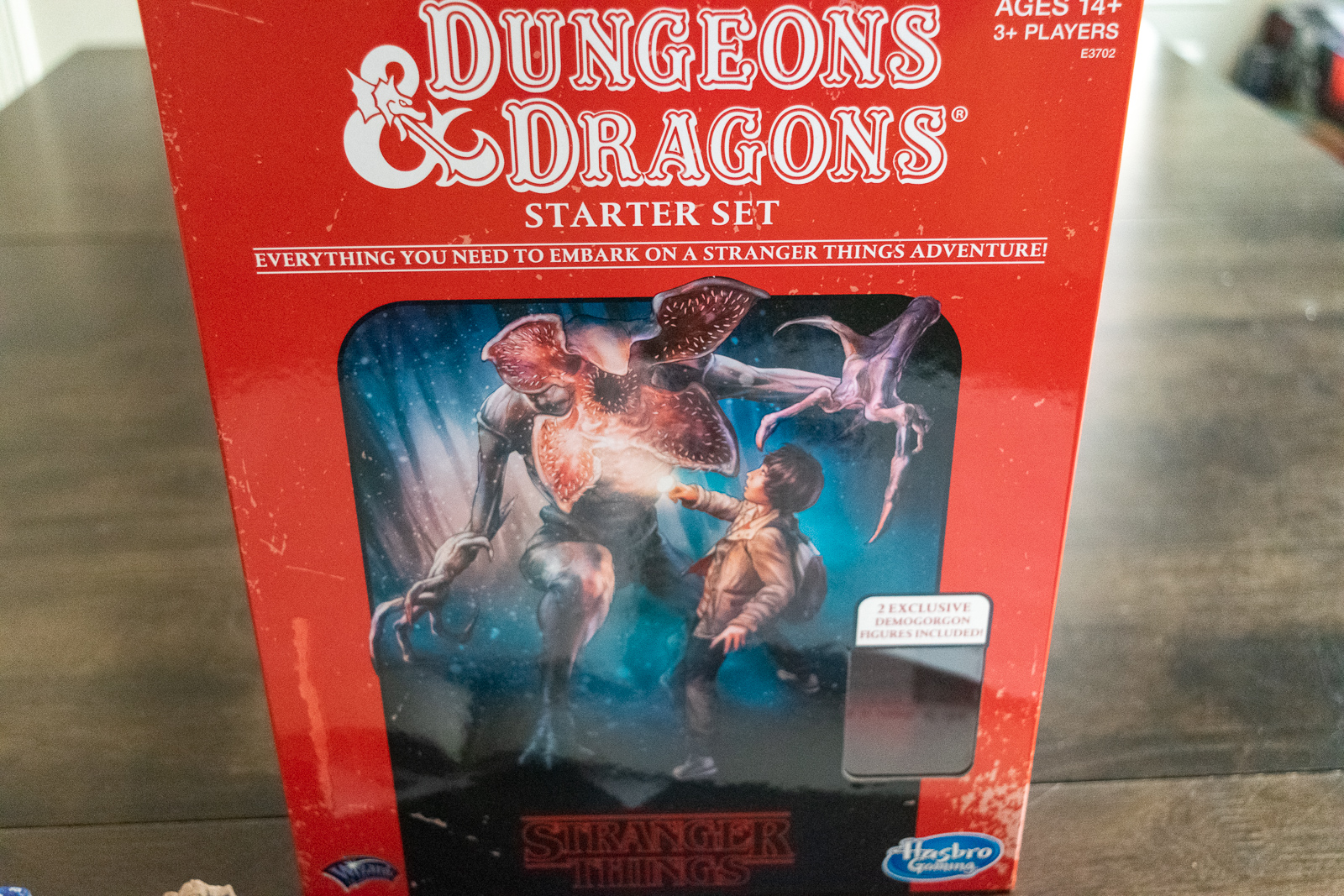 The Demogorgon is tired of your silly human bickering—D&D