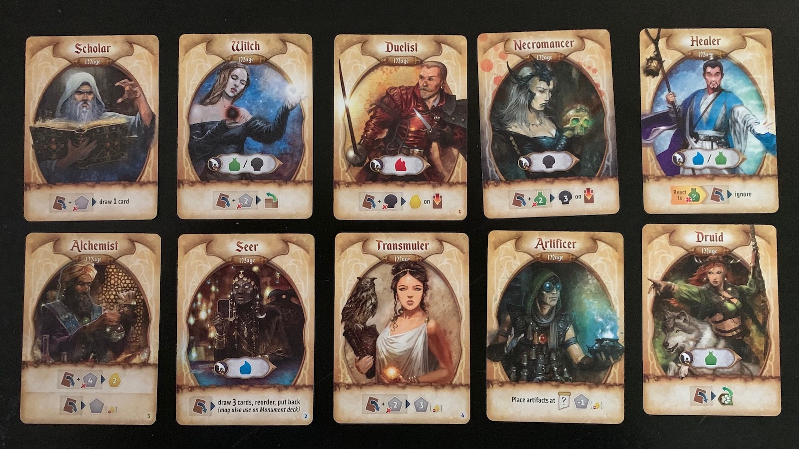 Calling all Mages! — A Res Arcana review – GAMING TREND