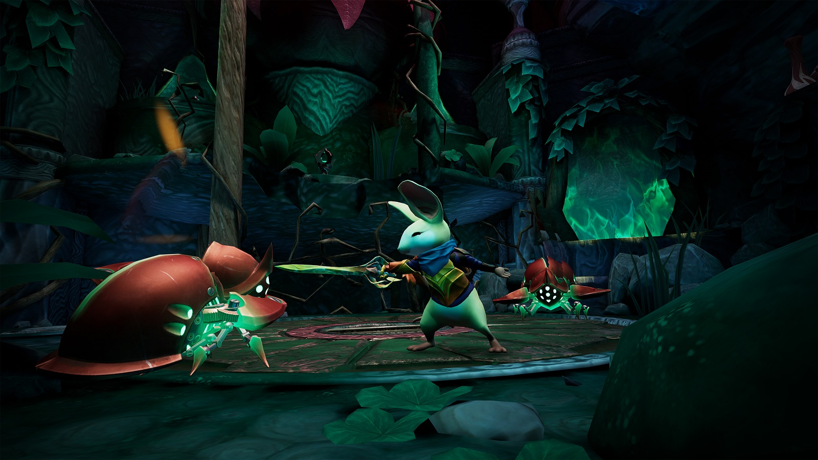 Quill's quest isn't over quite yet, Moss heads to Oculus